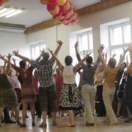 Танцевально-Двигательная Терапия для работы со взрослыми.