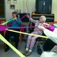 Области применения танцевально-двигательной терапии. Работа с пожилыми людьми.