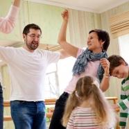 Танцевально-Двигательная терапия для работы с детьми и подростками.