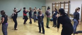 Танец моего тела - группа по танцевально-двигательной терапии для взрослых