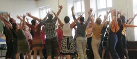Танцы с реальностью. Танцевально-двигательная терапия в социо-культурном контексте: взаимовлияние, адаптация, перспектива